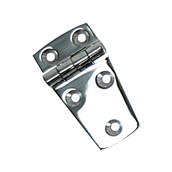 Whitecap Shortside Door Hinge - 304 Stainless Steel - 1-1-2
