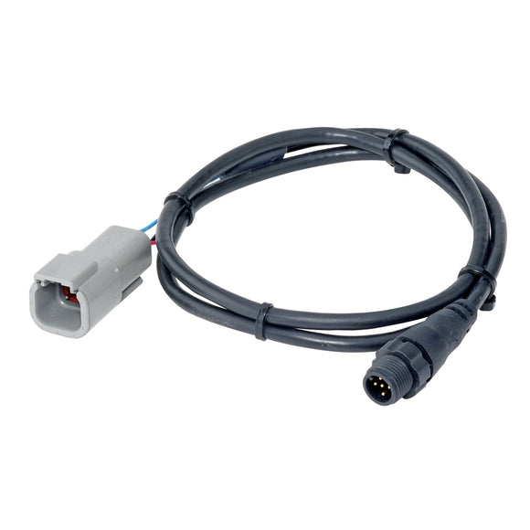 Lenco Auto Glide Adapter Cable CANbus #2 GPS-NMEA 2000 - 2.5' [30257-001D]