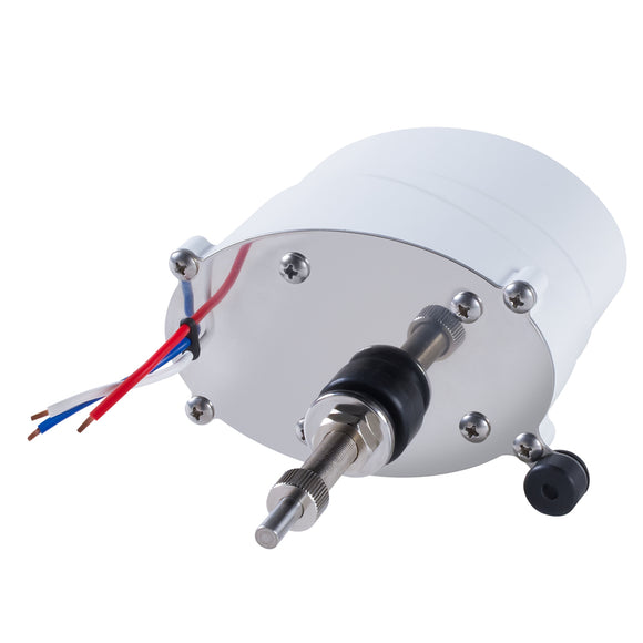 Ongaro Waterproof Standard Wiper Motor - 90-100 Degree, 12V [33001]