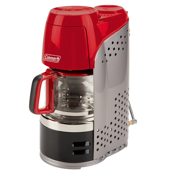 Coleman 10-Cup Portable Propane Coffeemaker [2000020942]