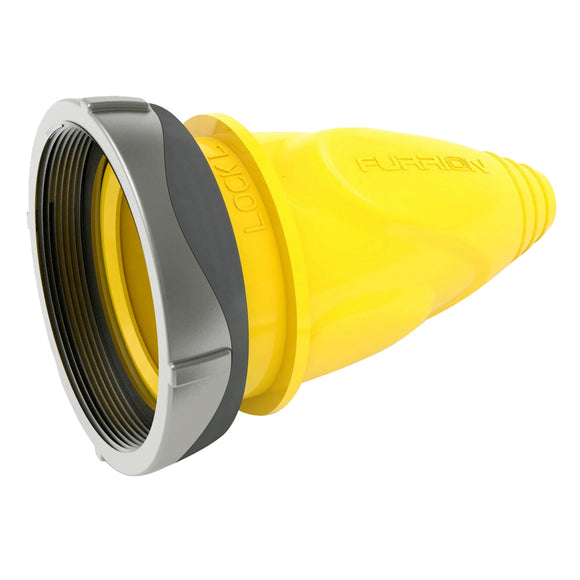 Furrion 30A Female Connector Cover Yellow [F30CVL-SY]