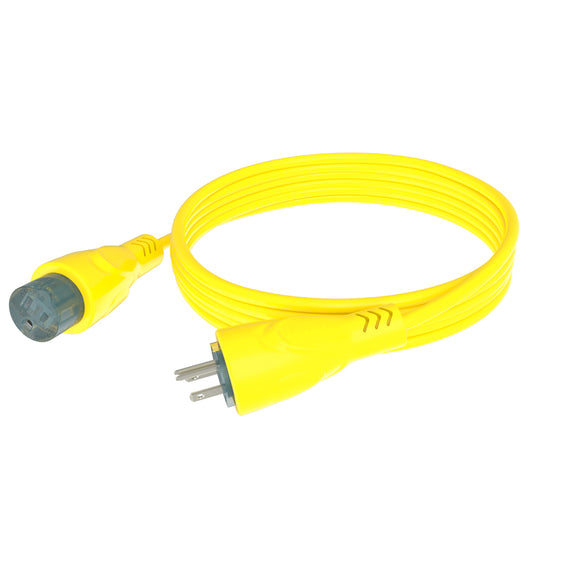 Furrion 15A Cordset 50ft Yellow [FP15EX-SY]