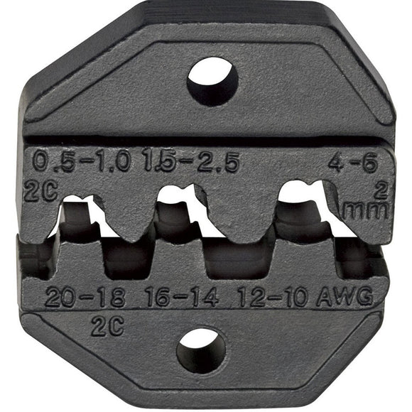 Klein Tools Die Set f-Non-Insulated or Open Barrel Terminals [VDV205-036]