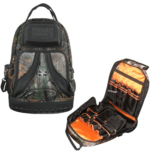 Klein Tools Tradesman Pro Camo Backpack [55421BP14CAMO]