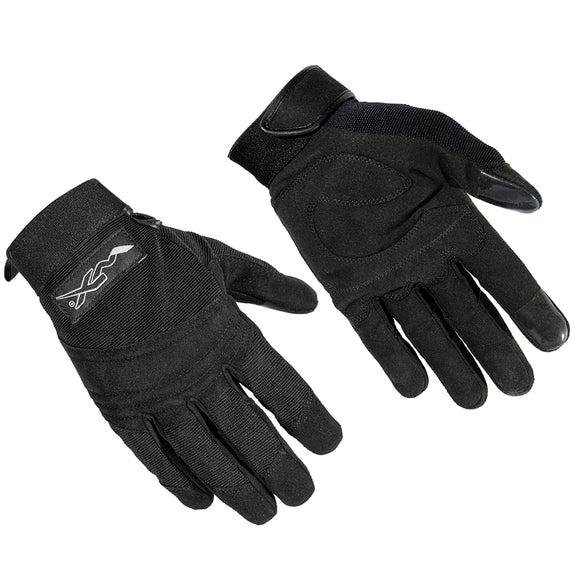 Wiley X APX All-Purpose Gloves - Pair - Black - XXL [G4502X]