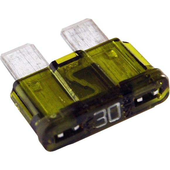 Blue Sea ATO-ATC Fuse Pack - 30 Amp - 25-Pack [5245100]