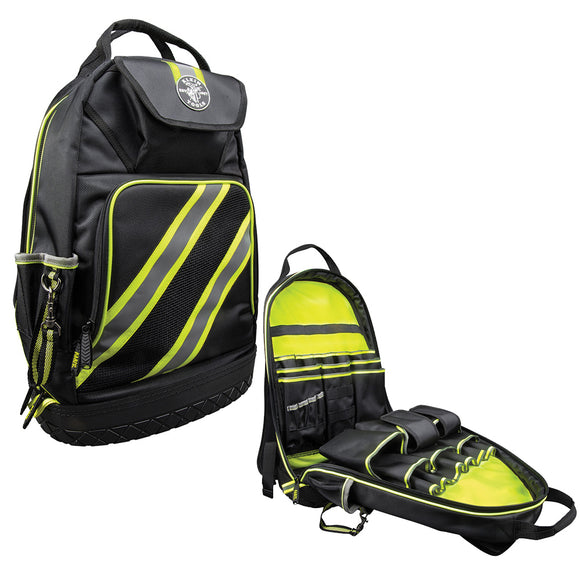 Klein Tools Tradesman Pro High Visibility Backpack [55597]