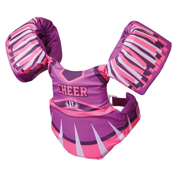 Full Throttle Little Dippers Life Jacket - Cheerleader [104400-600-001-18]
