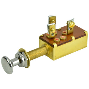 BEP 3-Position SPDT Push-Pull Switch - Off-ON1-ON2 [1001304]
