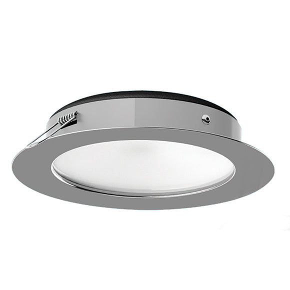 i2Systems Apeiron PRO XL A526 Tri-Color, 6W, Dimming, Recessed LED - White Round - Cool White-Red-Blue [A526-31AAG-HE]
