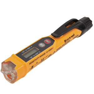 Klein Tools Non-Contact Voltage Tester w-Infrared Thermometer [NCVT-4IR]