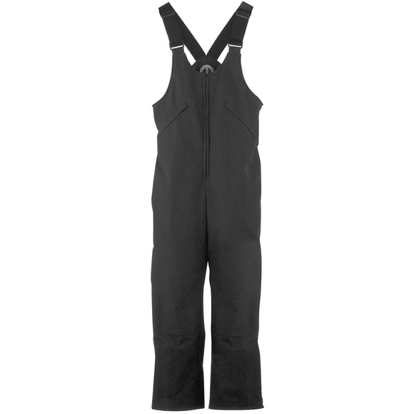 Mustang Classic Flotation Bib Pant - Black - Medium [MP4212-M-13]