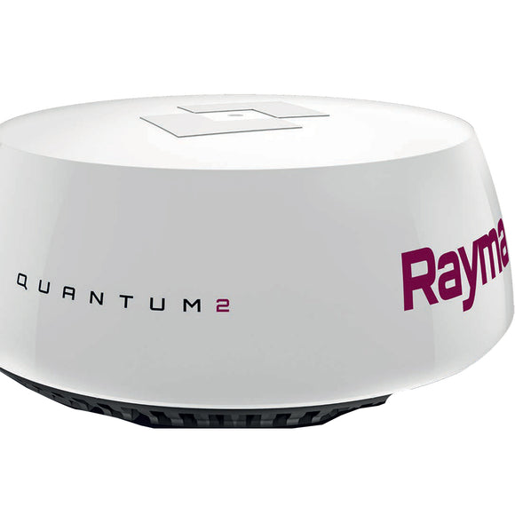 Raymarine Quantum 2 Q24D Radar Doppler w-10M Power  Data Cables [T70416]