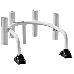 AIRHEAD iSUP Bucket Rack w-4 Rod Holders [AHSUP-A027]