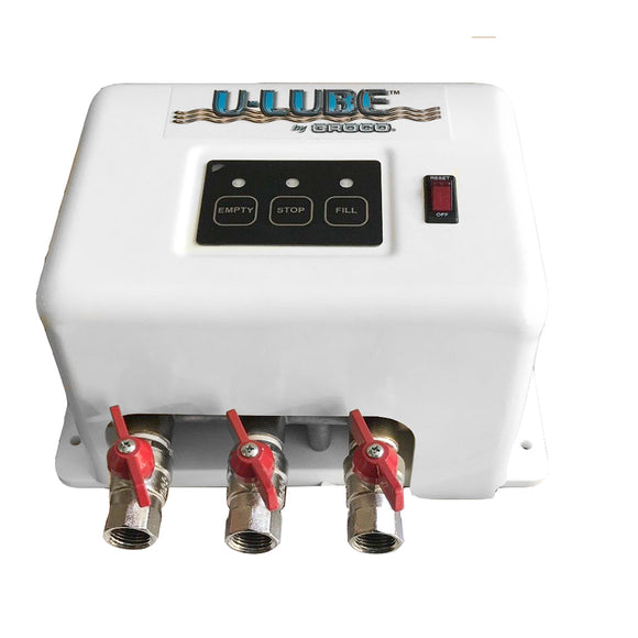 GROCO Oil Change System - 3-Port - 12V [G-3 12V]