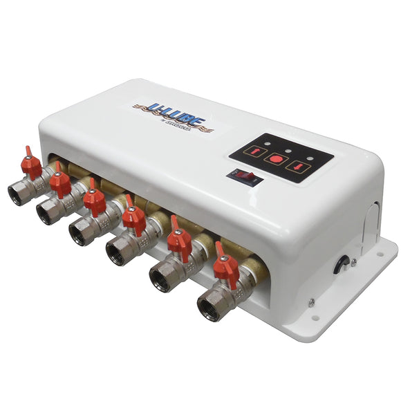 GROCO Oil Change System - 6-Port - 12V [G-6 12V]