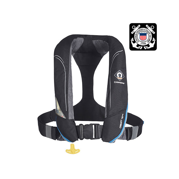 Crewsaver Crewfit 40 Pro Manual Life Jacket [55-9503BKM]