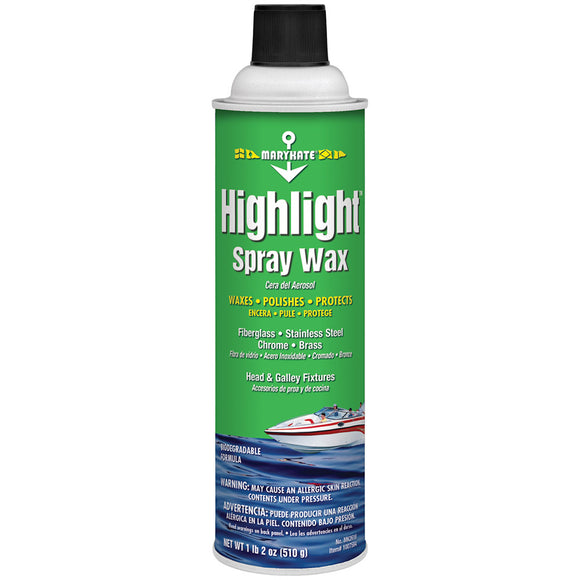 MARYKATE Highlight Spray Wax - 18oz *Case of 12 [1007583]