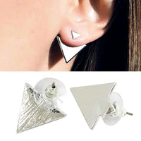 Triangle Stud Earrings for Women