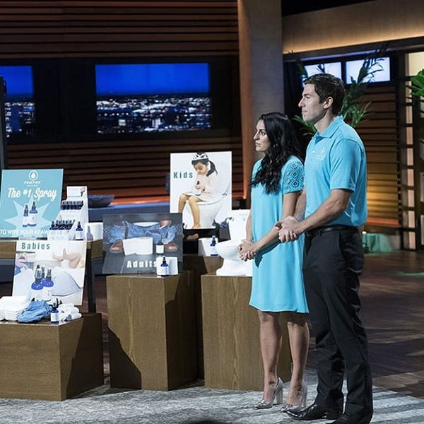 Pristine Cleansing Spray on Shark Tank January 13th