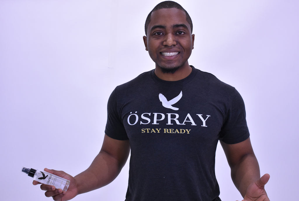 Osprayhygiene, Founder, Greg Foreman, CEO, Flushable Wipes, Toilet Paper Spray, Micellar Water