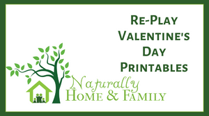 Re-Play Valentine's Day Printables