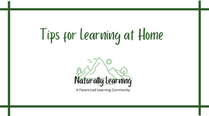 Tips for Learning from Home