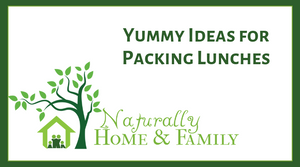 Yummy Ideas for Packing Lunches