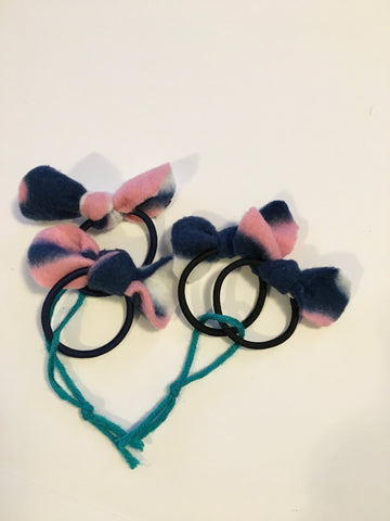 Naturally Home & Family - Fleece Bows