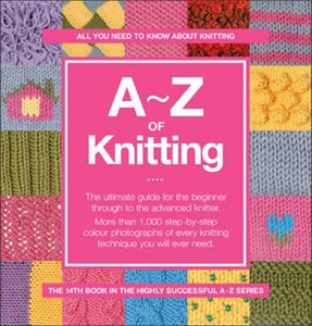 A-Z of Knitting - [product-vendor] - Craftco Ltd - NZ