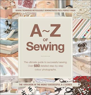 A-Z of Sewing - [product-vendor] - Craftco Ltd - NZ