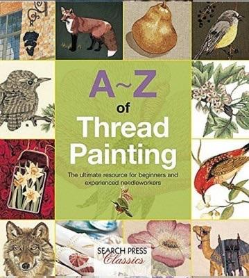 A-Z of Thread Painting - [product-vendor] - Craftco Ltd - NZ