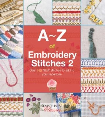 A-Z of Embroidery Stitches 2 - [product-vendor] - Craftco Ltd - NZ