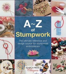 A-Z of Stumpwork - [product-vendor] - Craftco Ltd - NZ