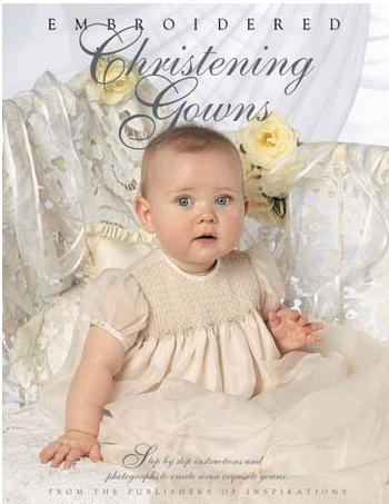 Embroidered Christening Gowns - [product-vendor] - Craftco Ltd - NZ
