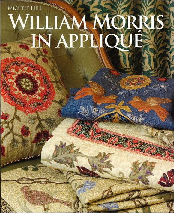 William Morris In Applique - [product-vendor] - Craftco Ltd - NZ