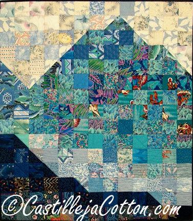 Misty Mountains Quilt Pattern - [product-vendor] - Craftco Ltd - NZ
