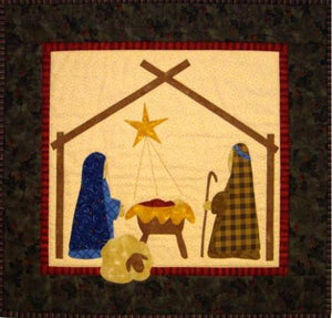 Manger Scene 48x45cm - [product-vendor] - Craftco Ltd - NZ