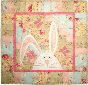 Bargello Bunny with Butterflies Quilt Pattern - [product-vendor] - Craftco Ltd - NZ