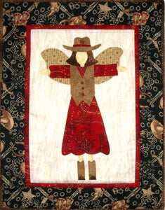 Cowgirl Angel Quilt Pattern - [product-vendor] - Craftco Ltd - NZ