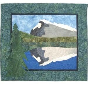 Mountain Reflection Quilt Pattern - [product-vendor] - Craftco Ltd - NZ