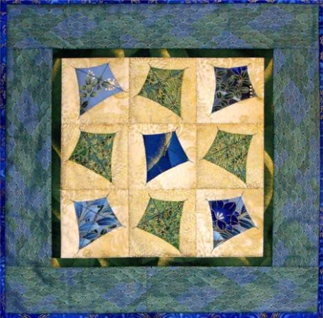 Dancing Kites Quilt Pattern - [product-vendor] - Craftco Ltd - NZ