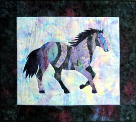 Free Spirit Horse Quilt Pattern - [product-vendor] - Craftco Ltd - NZ