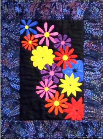 A Touch of Summer Flowers Quilt Pattern - [product-vendor] - Craftco Ltd - NZ