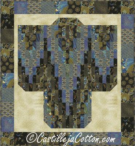 Chevron Kimono Quilt Pattern - [product-vendor] - Craftco Ltd - NZ