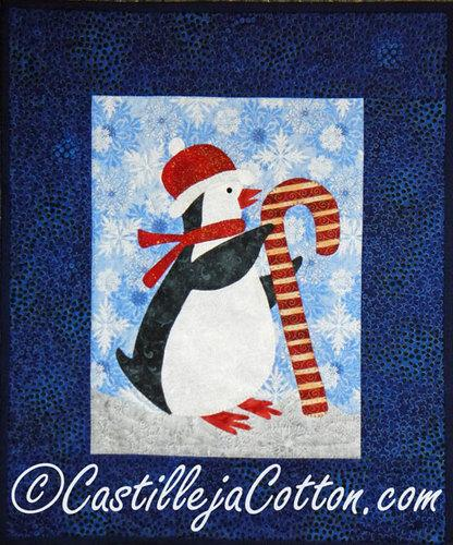 Penguin Sweets 39 x 46cm - [product-vendor] - Craftco Ltd - NZ
