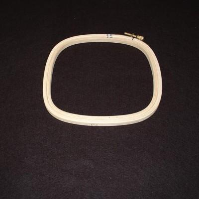 Square Embroidery Hoop 150mm by 9mm - [product-vendor] - Craftco Ltd - NZ