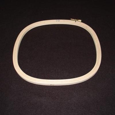 Square Embroidery Hoop 200mm by 9mm - [product-vendor] - Craftco Ltd - NZ