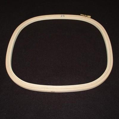 Square Embroidery Hoop 250mm by 9mm - [product-vendor] - Craftco Ltd - NZ