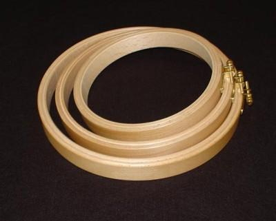 Embroidery Hoop 215mm (8) by 24mm - [product-vendor] - Craftco Ltd - NZ